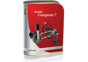 Upgrade SimLab Composer Mechanical from 7 to 8