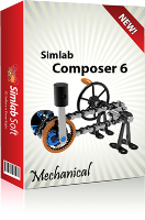SimLab Composer upgrade to Mechanical - floating