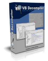 VB Decompiler 5 Users Business License with tracing features