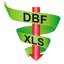 DBF to XLS Converter for Mac