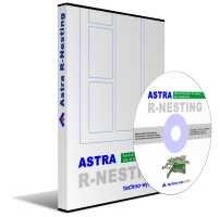Astra R-Nesting Lite edition + Sentinel Hasp HL Pro dongle