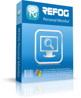 REFOG Personal Monitor - for Windows (3 PCs)