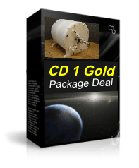 CD GOLD Package - All 34 plans and 7 videos - SALE PRICE!