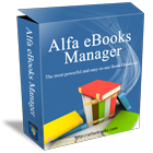 Alfa Ebooks Manager Premium - Giveaway Software