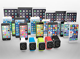 Apple Devices Set